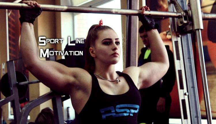 Julia Vins Musclea Building