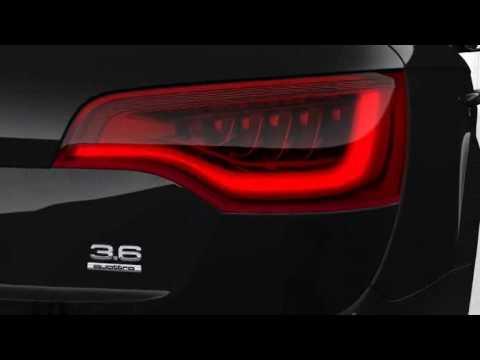 New Audi Q7 Prestige