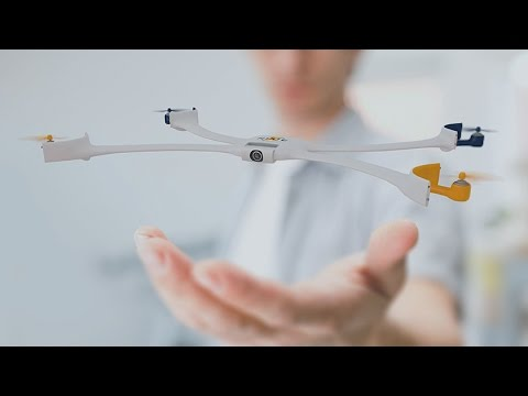 Wearable Drone Camera To Take Epic Selfies