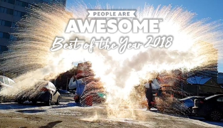 Awesome Things People Did In 2018