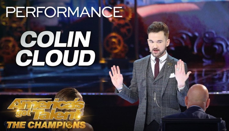 Colin Cloud Is An Amazing Mind Reader