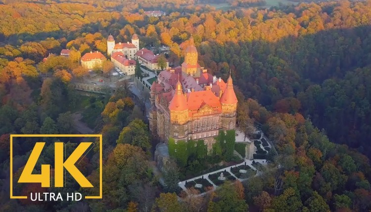 Explore The Mesmerizing Architectural Beauty Of Polish Castles
