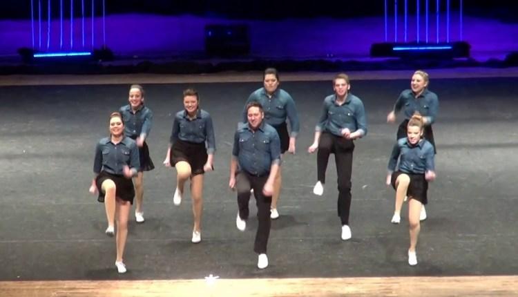 Wonderful Tap Dance Performance