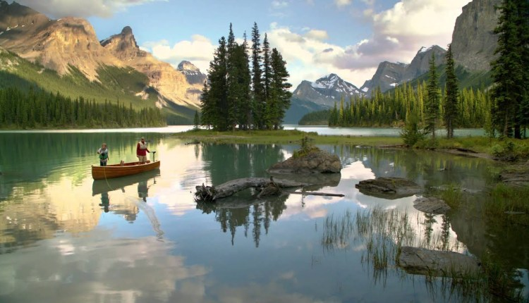 Alberta's Nature Will Soothe Your Soul