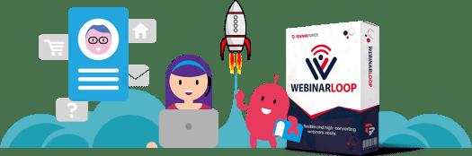 webinarloop software