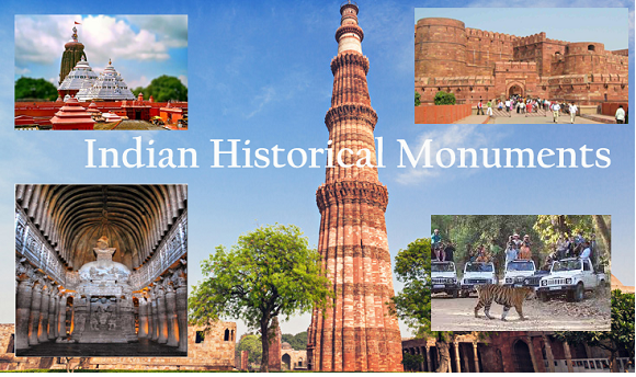 Indian Historical Monuments Place and their Builders