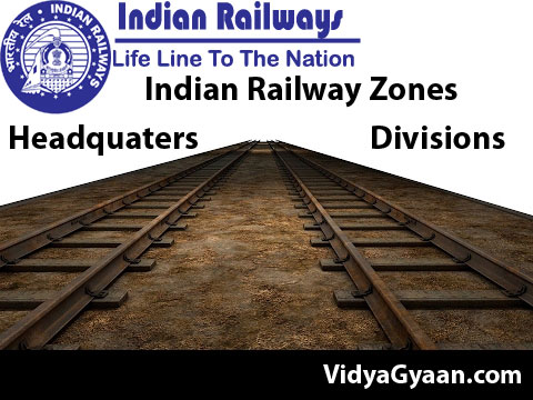 indian-railways-zones-headquaters