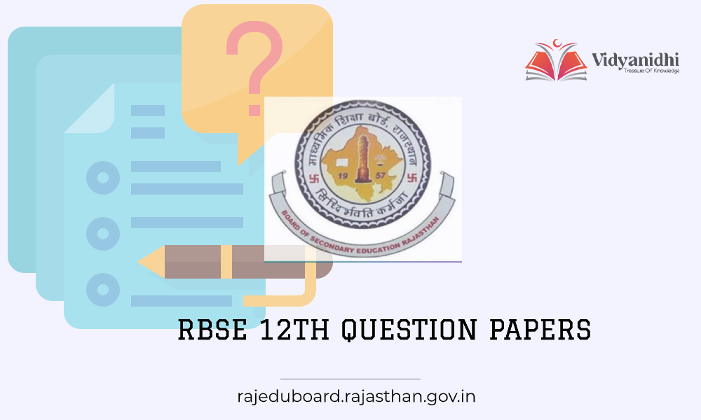 RBSE 12th Question paper - Model/Sample paper 2021 (rajeduboard.rajasthan.gov.in)