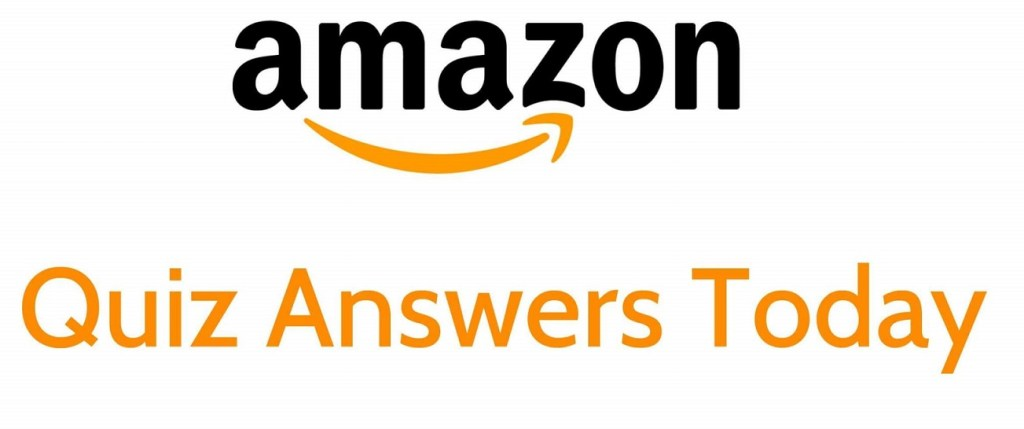 Amazon Quiz Answers today