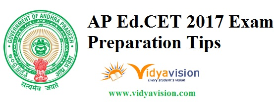 AP EDCET 2017 How to Prepare