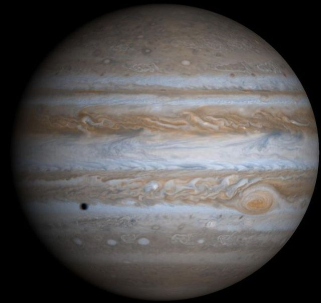 jupiter in hindi