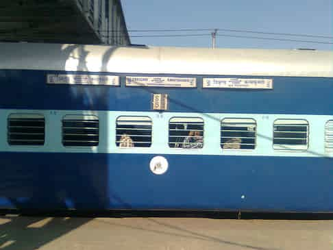 विवेक एक्सप्रेस, bharat ka sabse bada rail marg