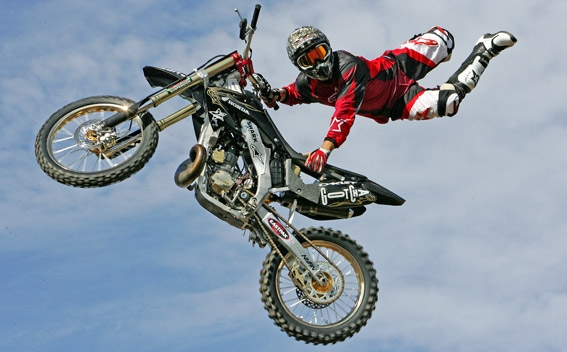 sport extreme FMX