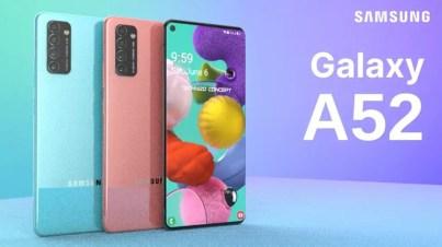 Samsung Galaxy A52- Best 5G phones under 35000