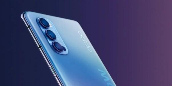 an Oppo K7 x 5G- List of Best 5G Phones Under 20,000  in 2021.
