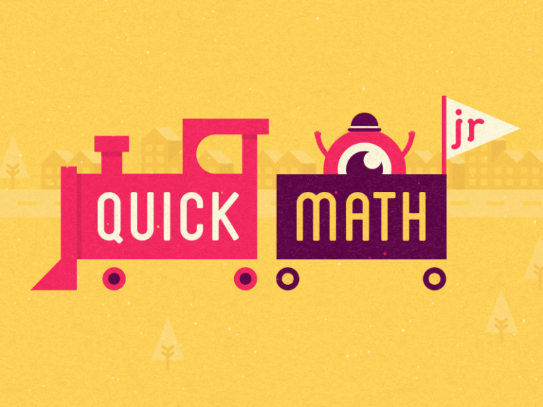 Quick Math Jr- best apps for kids 2021