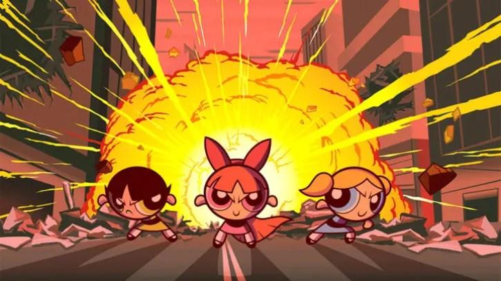The Powerpuff Girls Movie- Best Superhero movies for kids