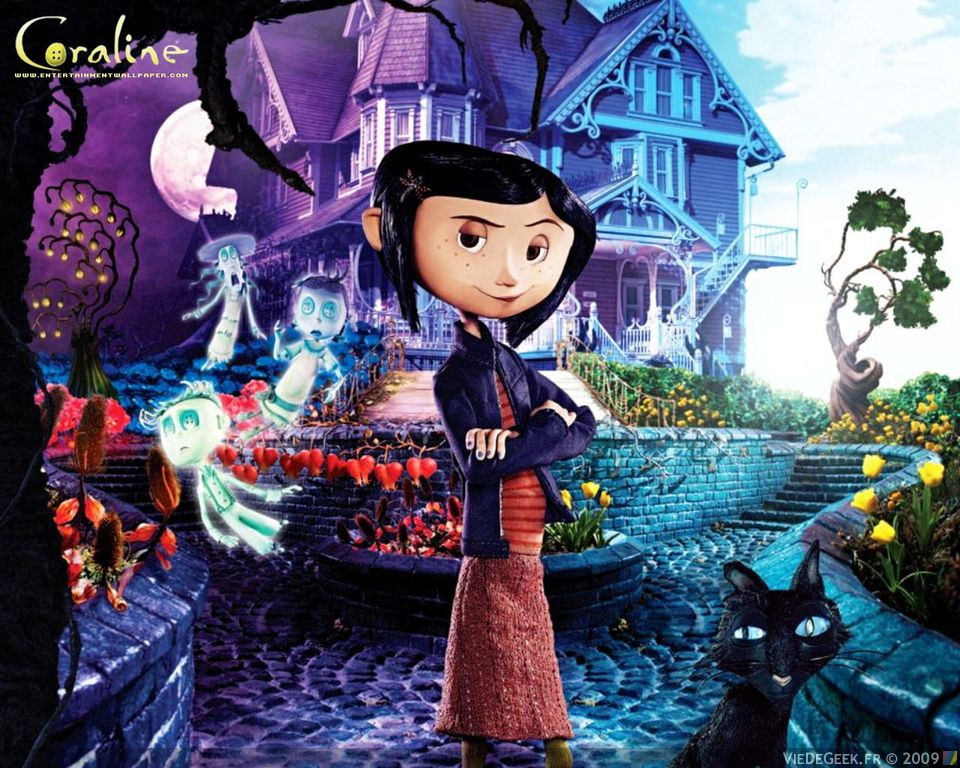 Coraline copyright Vie de geek