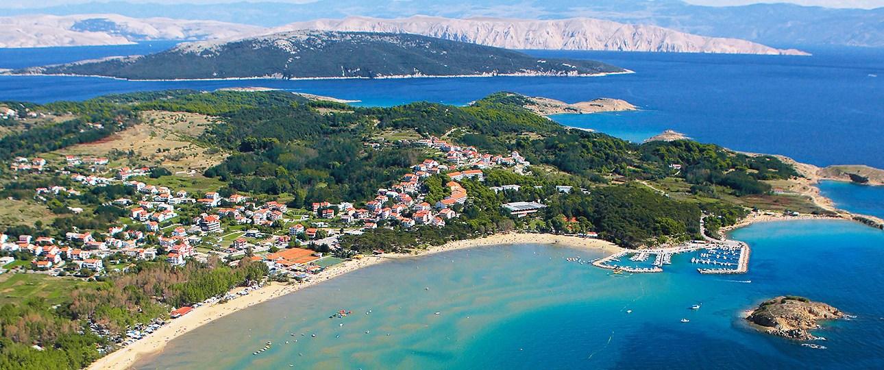 Otok Rab (Rab) Resort San Marino