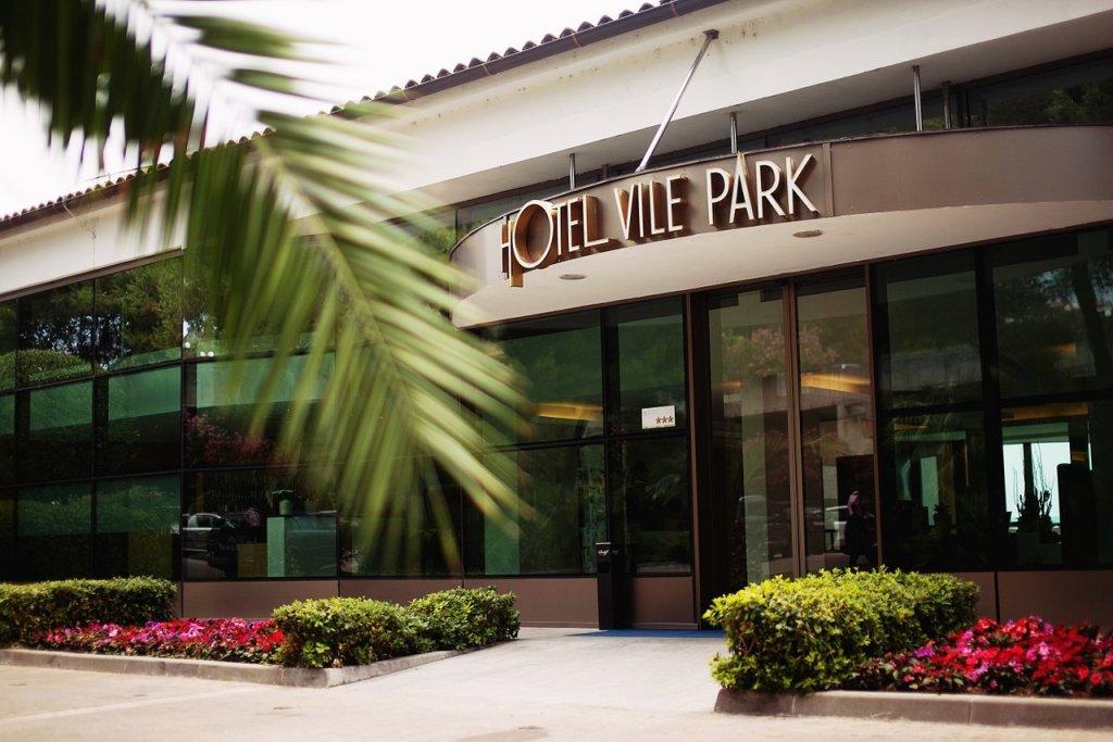 PORTOROSE hotel podły park
