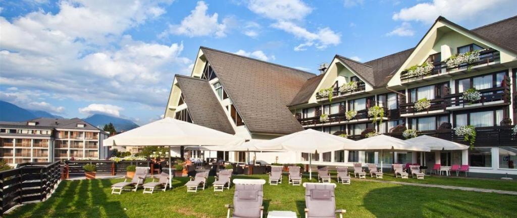 Hotel Kompas Lago di Bled