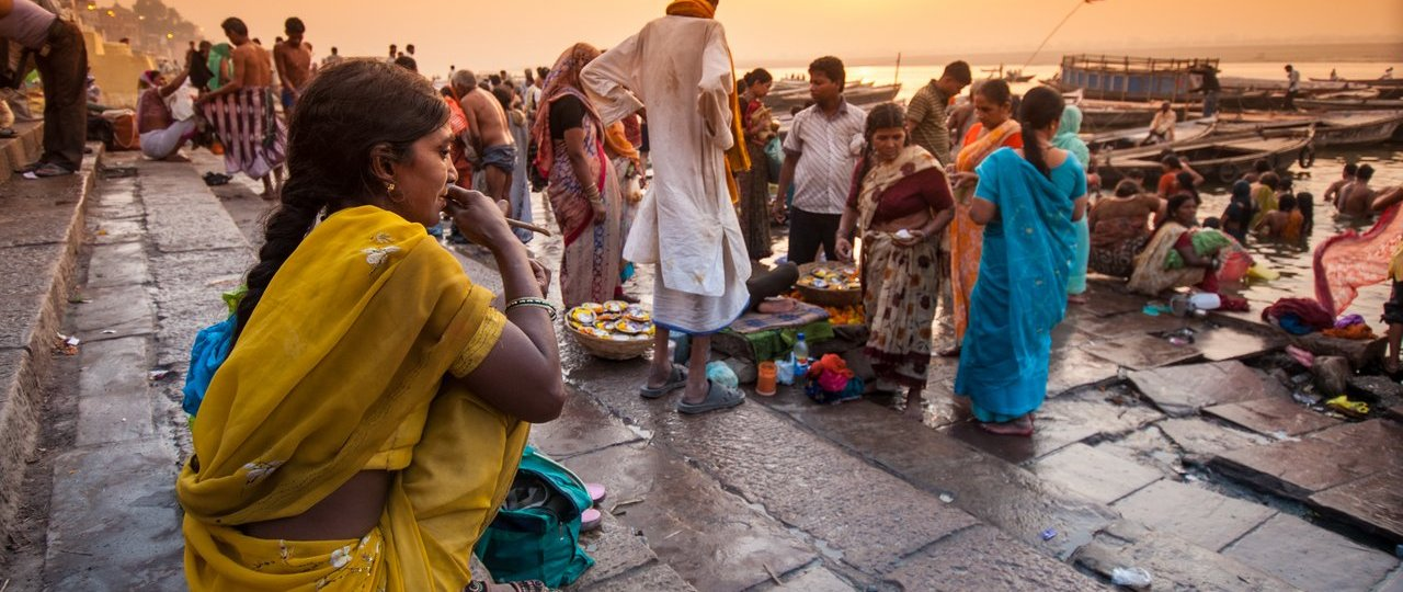 Varanasi Indijska klasična tura