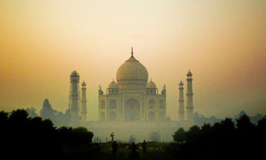 India Classica Tour : Agra Taj Mahal