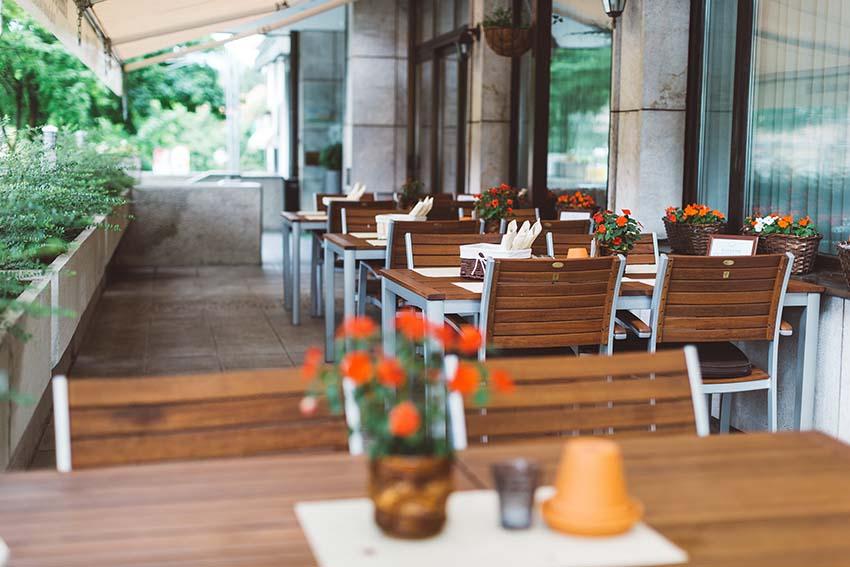 Hotel Krim fuera del lago Bled