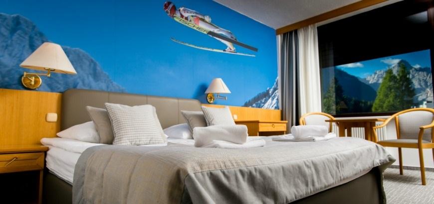 Hotel Kompas Kranjska Gora Eslovenia