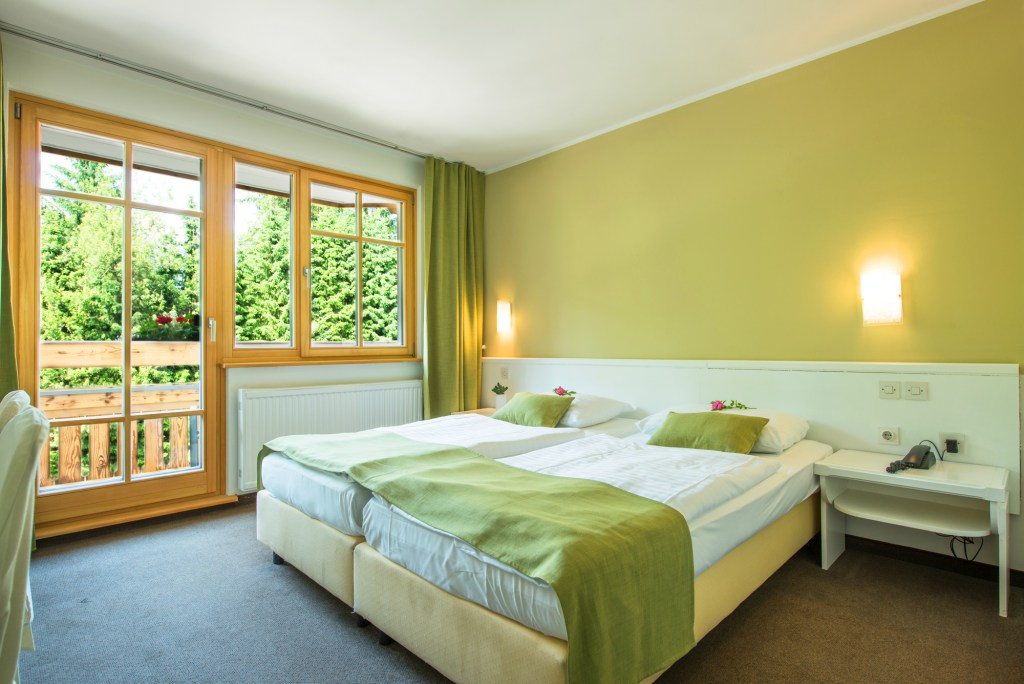 Hotel Ribno Zimmer Bleder See