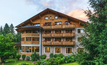 Hotel Ribno esterno Lago di Bled