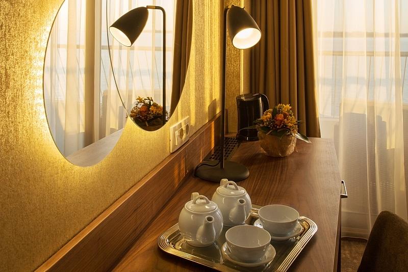 Grand Hotel Bernardin Zimmer