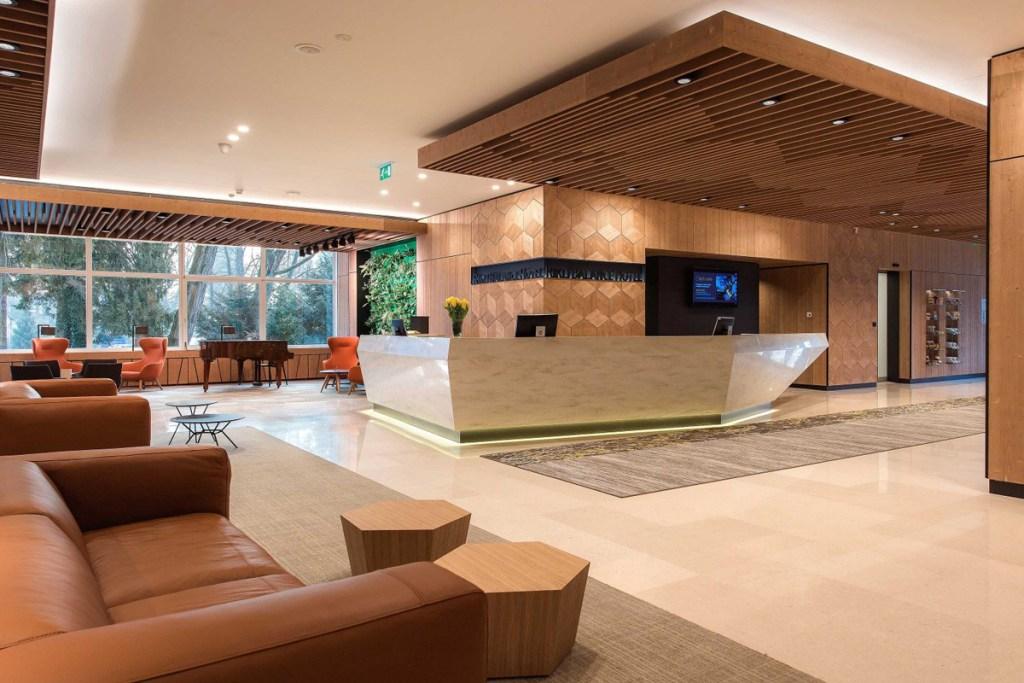 Hotel Rikli interno