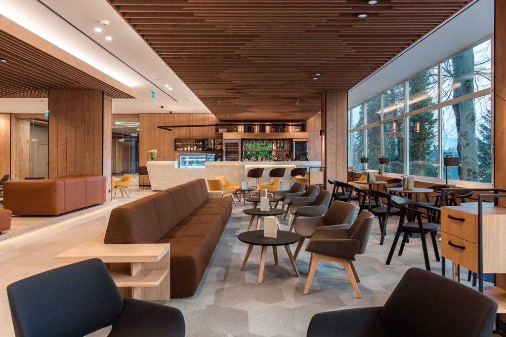 Restaurant im Hotel Rikli