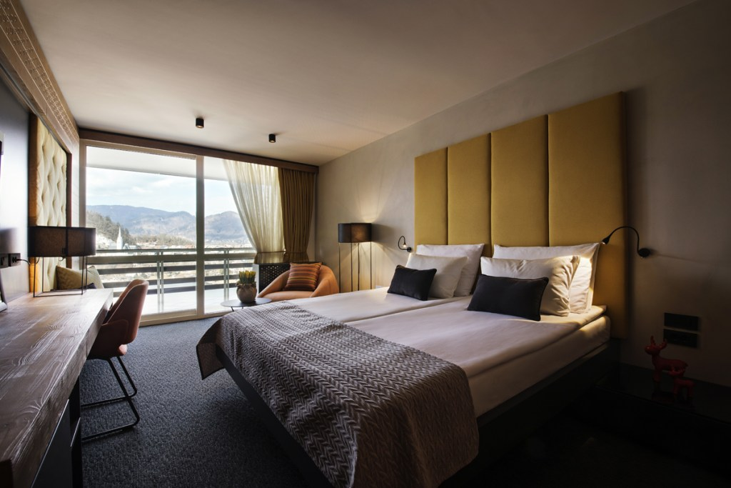 Hotel Rikli Zimmer