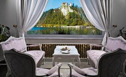 Grand Hotel Toplice Lago de Bled