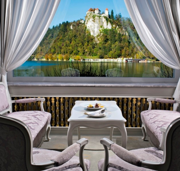 Grand Hotel Toplice Lacul Bled