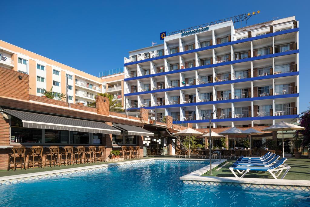 Hotel Palm Beach Lloret de Mar Spagna