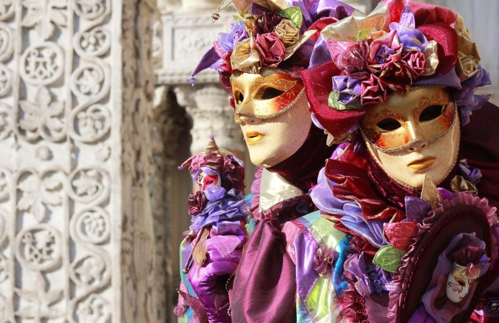 Carnevale Venezia Italia