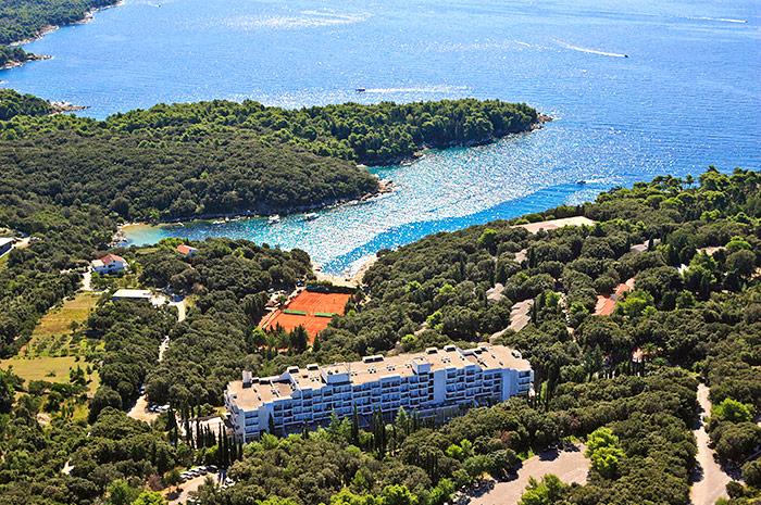 Hotel Eva Isola di Rab Croazia
