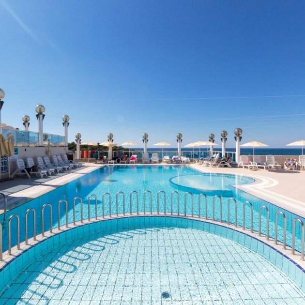 Hotel Gran Vista Plava Laguna Porec Croácia
