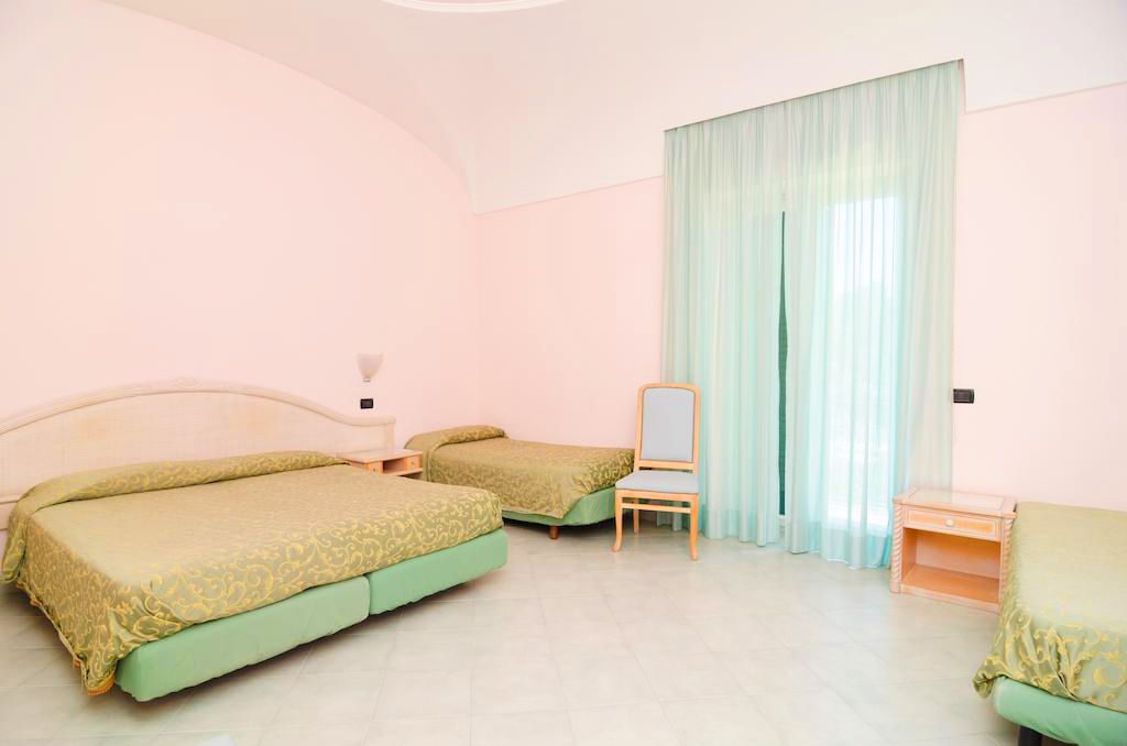 イタリアイスキアホテルフェリックス