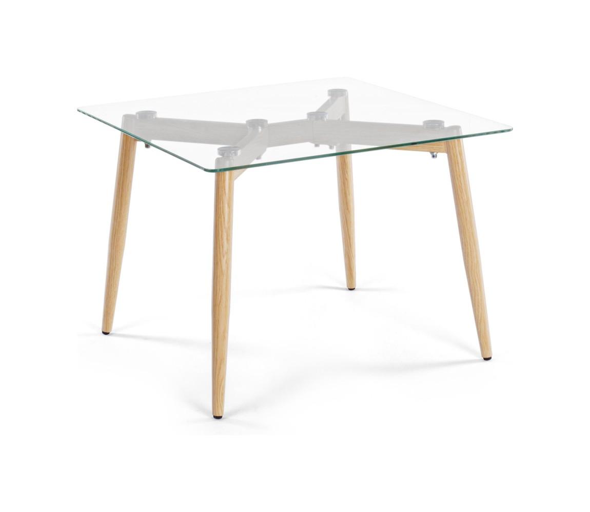 glass coffee table 60 x 60 vieffetrade