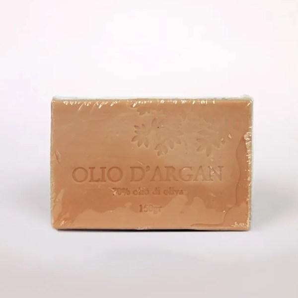 Care Soap con Argan e Argilla Rossa