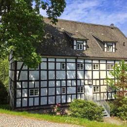 Wie ein Freilichtmuseum - Gut Hungenbach