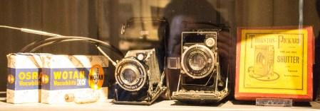 """Der Ortsfotograf hat sein """"Vermögen"""" dem Museum vermacht."""