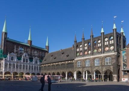 Lübeck, Luebeck, Lübecker Altstadt, Sightseeing, Städtetour, Luebeck entdecken, Unesco Weltkuturerbe, Sightseeing, rathaus