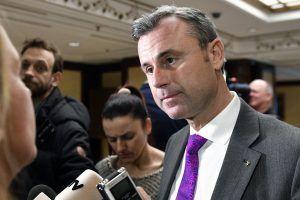 ÖVP-FPÖ-Regierung mit Norbert Hofer als Verkehrsminister