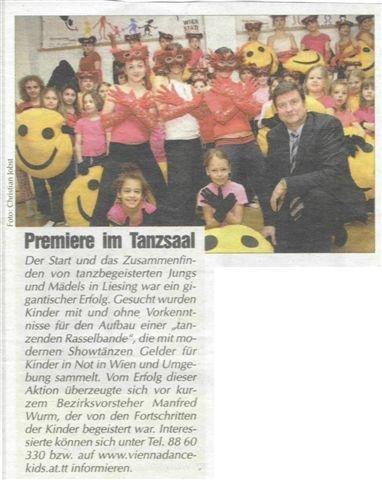 Wiener Bezirkszeitung 2006