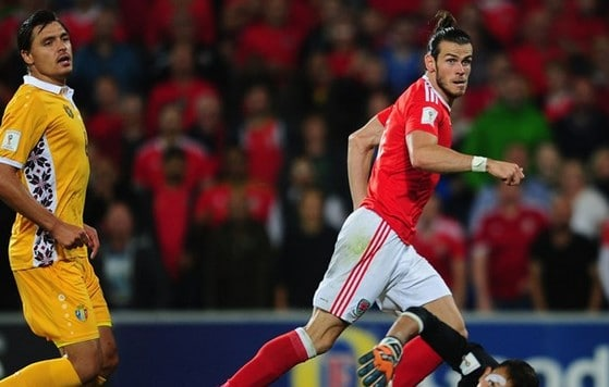 Can Austria stop Gareth Bale on October 6th in Vienna?